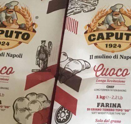 Original neapolitanischer Pizzateig